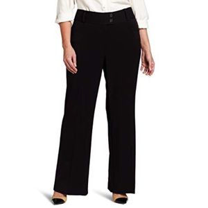 Bundle of rafaella wide leg curvy dress pants 16W